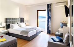 DBL pokoj comfort s výhledem na moře