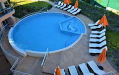 Bazén s dětskou částí