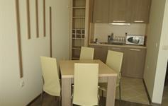Obývací pokoj apartmánu