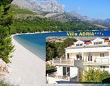 Chorvatsko levně Makarská Živogošče BLATO luxusní Villa ADRIA vlastní doprava First Moment