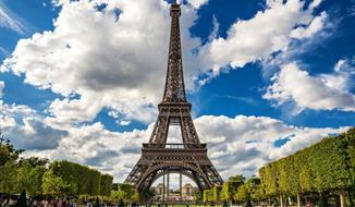 Jarní Paříž, VŠE V CENĚ ubytování hotel, snídaně, doprava, poznávání, romantika, zážitky