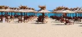 Bulharsko Slunečné pobřeží, apartmán-studio 2-4 os. TÝDENNÍ POBYTY, Cacao Beach, Černé moře