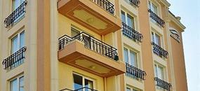 Bulharsko Slunečné pobřeží apartmán až 4 os. TÝDENNÍ POBYTY Cacao Beach Černé moře Rainbow4