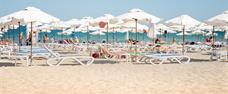 Bulharsko Slunečné pobřeží apartmány až 6 os. týdenní pobyty Cacao Beach