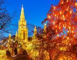 Adventní Vídeň a vánoční trhy 2018