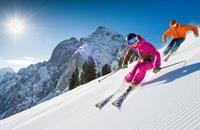 Lyžování v Rakousku Dachstein West vše v ceně hotel wellness polopenze skipas delegát