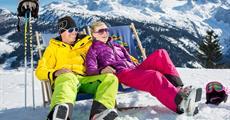Lyžování v Rakousku Dachstein West prodloužený víkend vše v ceně hotel+ skipas doprava delegát