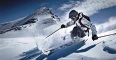 Lyžování Rakousko ledovec Kitzsteinhorn Kaprun 3 dny lyžování vše v ceně