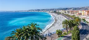 Azurové pobřeží a krásy Provence, pobytově poznávací zájezd s koupáním v moři