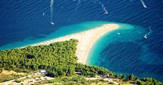 Chorvatsko Makarská riviéra s výlety v ceně, pobytově poznávací zájezd 2020