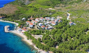 Chorvatsko levně Makarská Živogošče BLATO Villa MARIJA vlastní doprava