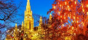 Adventní Vídeň a vánoční trhy 2021 First Minute