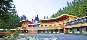 Horský hotel Čeladenka - Relax pobyt s polopenzí