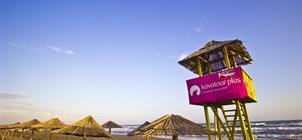 Hotel Velká Pláž Ulcinj Club **