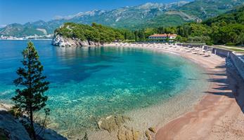Dovolená ZA PÁR KAČEK v Černé Hoře