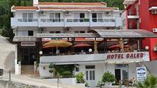 Hotel a depandance GALEB - Ubytování