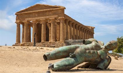 Krásy Sicílie