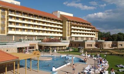 Lázně Tapolca, Hunguest hotel Pelion - pobytový zájezd