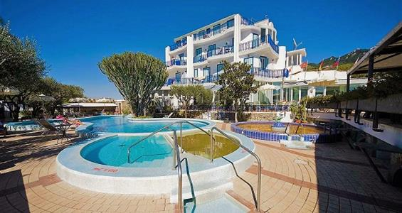 Ischia, Hotel Il Gattopardo - pobytový zájezd