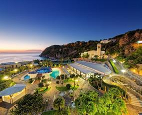 Ischia, Hotel Zaro - pobytový zájezd