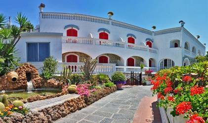 Ischia, Hotel Galidon Terme - pobytový zájezd