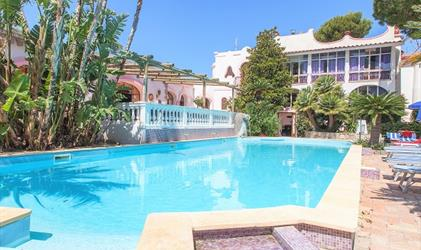 Ischia, Hotel La Bagattella - pobytový zájezd