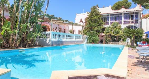 Ischia, Hotel La Bagattella 2 - pobytový zájezd