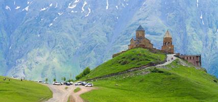 Dobrodružství pod Kavkazem