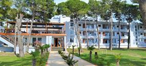 Národní Park Divjakë-Karavasta, Hotel Divjaka Resort - pobytový zájezd