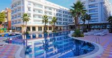 Dračská riviéra, Hotel Grand Blue FAFA - pobytový zájezd