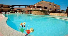 Sardinie, Hotel Baia delle Mimose - pobytový zájezd