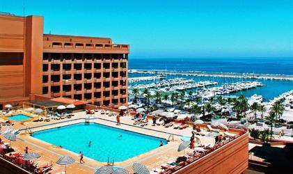 Costa del Sol, Hotel Las Palmeras - pobytový zájezd