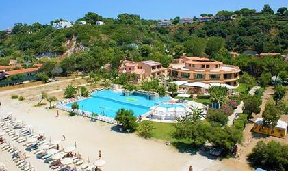Kalábrie, Hotel Residence Solemare - pobytový zájezd