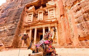Jordánsko - království pouště, moří a biblických příběhů
