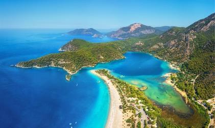 Turecko - pěšky prastarou Lýkií