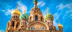 Carský Petrohrad - Ruský skvost během bílých nocí