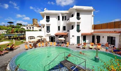 Ischia, Hotel Park Victoria - pobytový zájezd