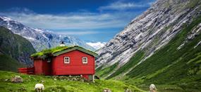 Toulky norskou přírodou
