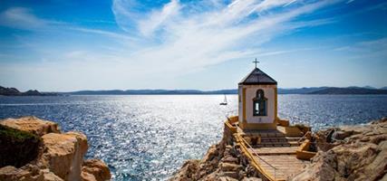 Krásy Sardinie - hotel Esse Posada 4
