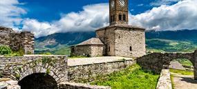 Pěšky jižní Albánií