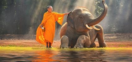 Velká cesta středním a jižním Thajskem