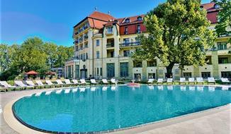 Střední Evropa, Thermia Palace Ensana Health Spa Hotel - pobytový zájezd