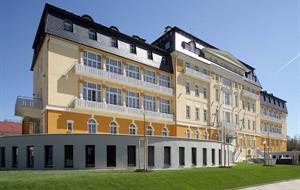 Františkovy Lázně, Spa & Kur Hotel Harvey - pobytový zájezd