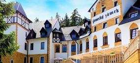 Lužec, Zámek Lužec Spa & Wellness Resort - pobytový zájezd