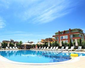 Pobřeží Černého moře, Hotel Iris - pobytový zájezd