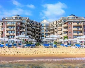 Pobřeží Černého moře, Hotel Golden Ina - pobytový zájezd