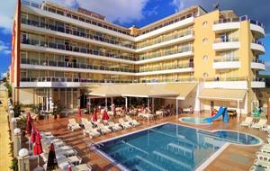 Pobřeží Černého moře, Hotel Plamena Palace - pobytový zájezd