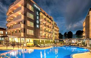 Pobřeží Černého moře, Hotel Lion - pobytový zájezd