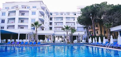Dračská riviéra, Hotel Fafa Premium - pobytový zájezd