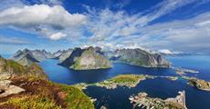 Norsko - Velká cesta zemí fjordů